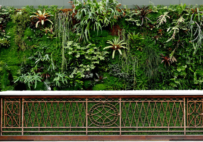 Home-living walls